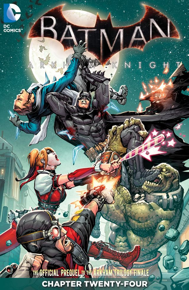 Batman – Arkham Knight #24