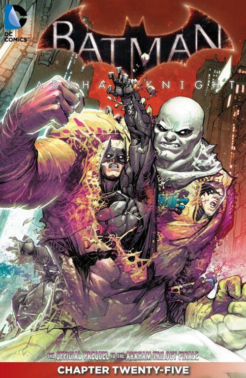 Batman – Arkham Knight #25