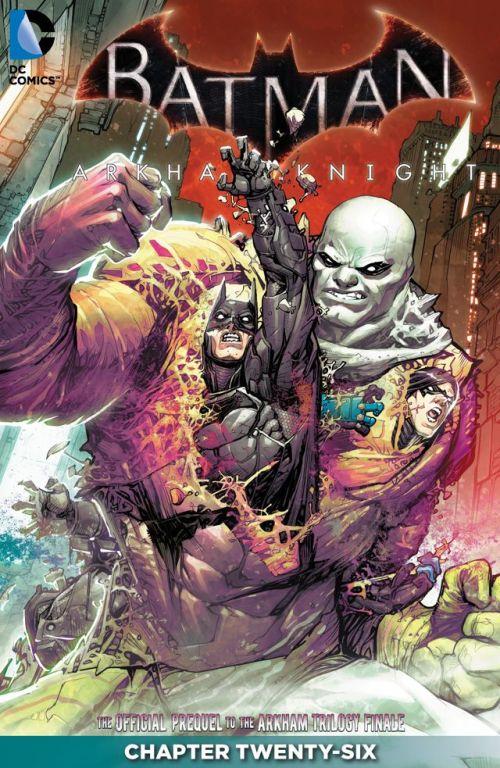 Batman – Arkham Knight #26