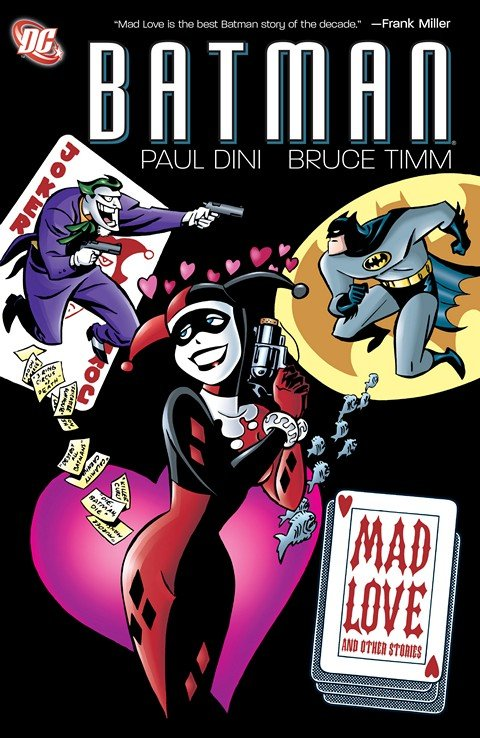 Batman – Mad Love and Other Stories