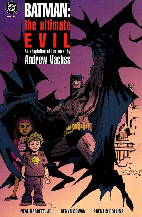 Batman – The Ultimate Evil #1 – 2