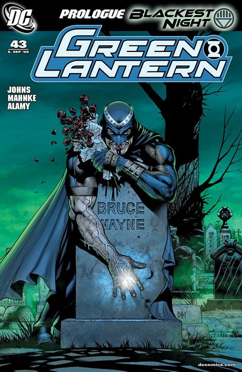 Blackest Night (Complete Order + Extras)