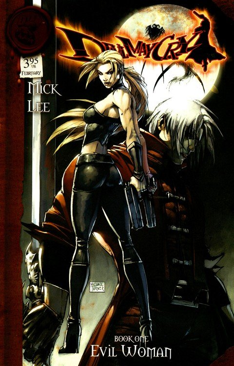 Devil May Cry #1 – 3