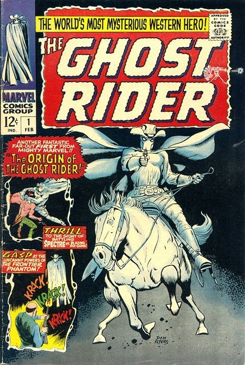 Ghost Rider (Collection) (1967-2012)