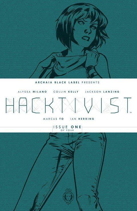 Hacktivist #1 – 4