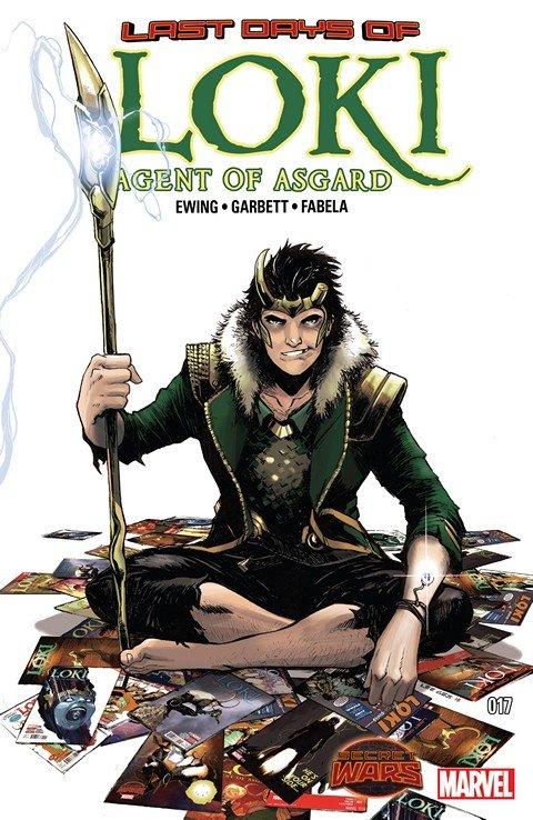 Loki – Agent of Asgard #17
