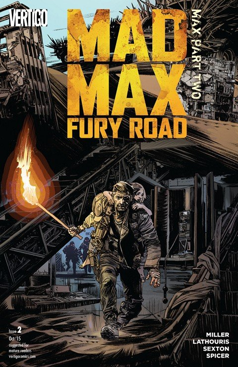 Mad Max – Fury Road – Max #2