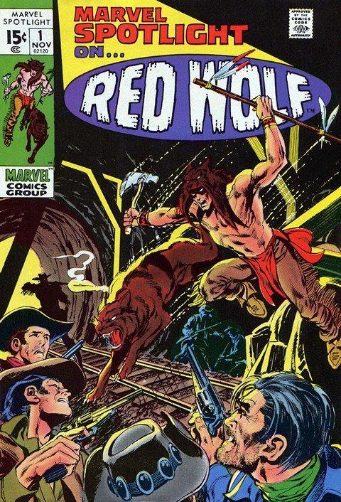 Marvel Spotlight Vol. 1 – 3 (Collection) (1971-2011)