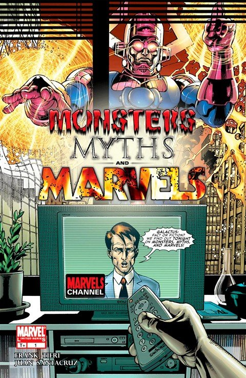 Monsters, Myths and Marvels (2008)