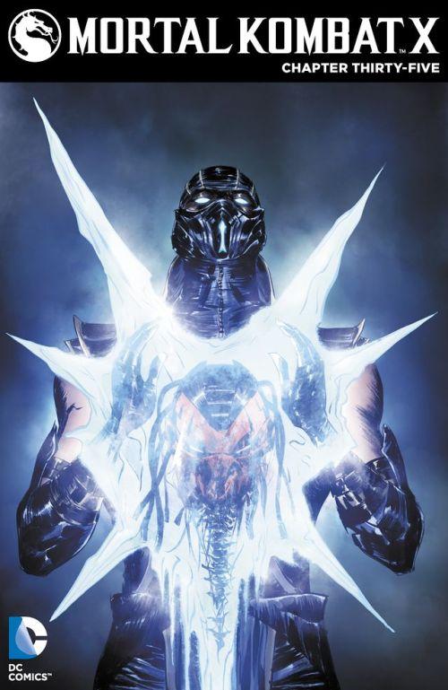 Mortal Kombat X #35