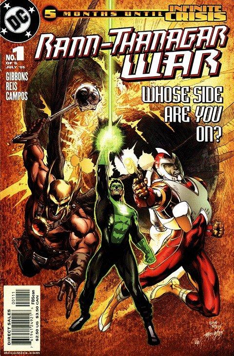 Rann-Thanagar War (Collection)