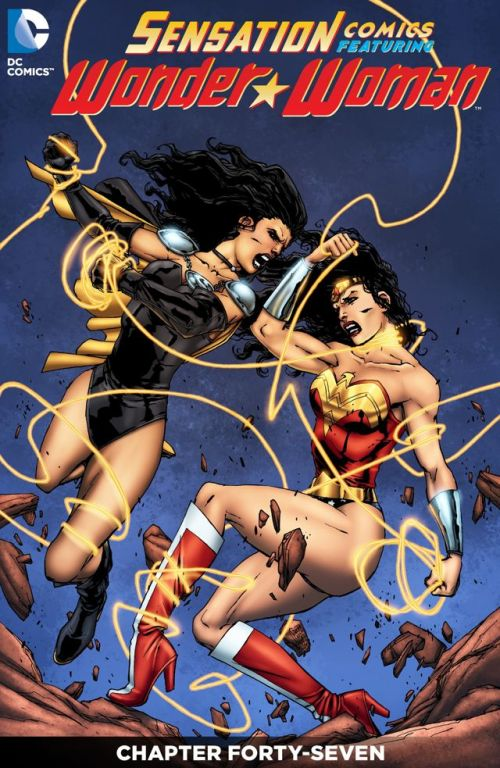 Sensation Comics Featuring Wonder Woman #47