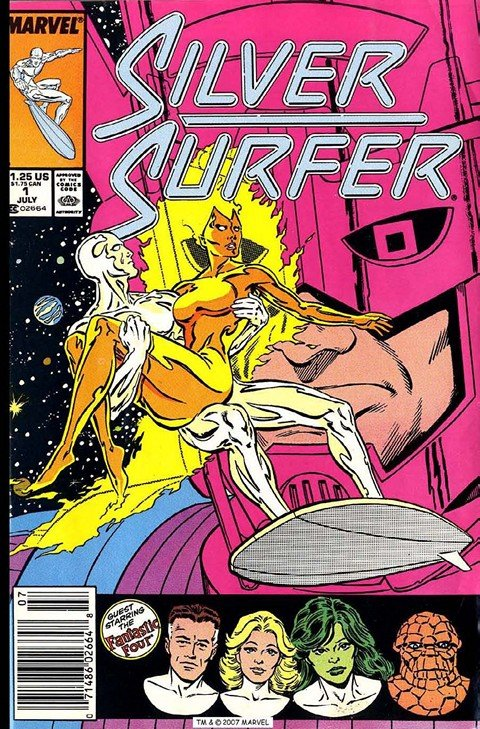 Silver Surfer Vol. 3 #1 – 146