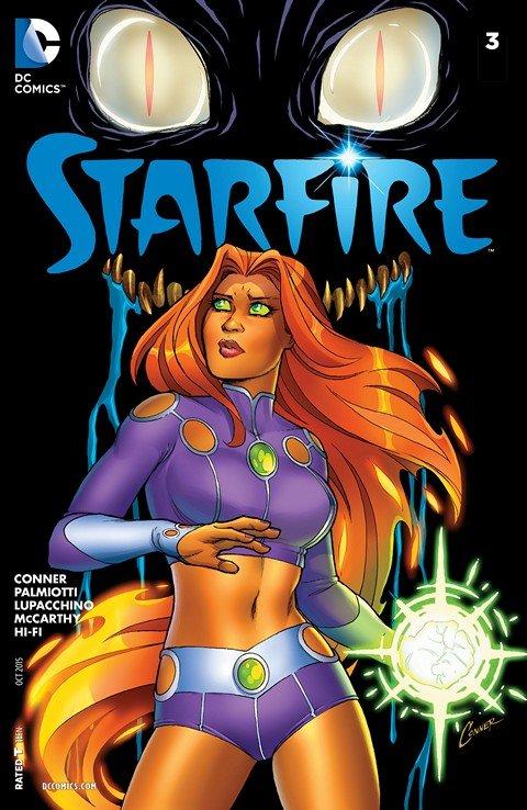 Starfire #3