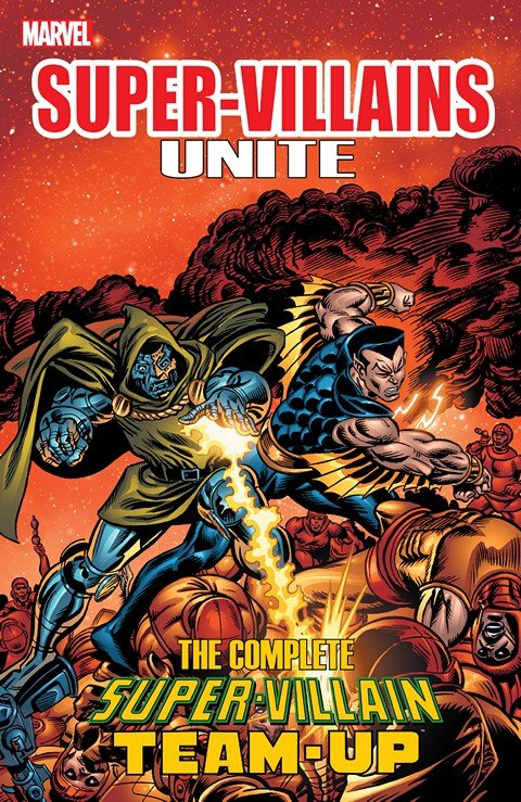 Super Villains Unite – The Complete Super-Villain Team-Up