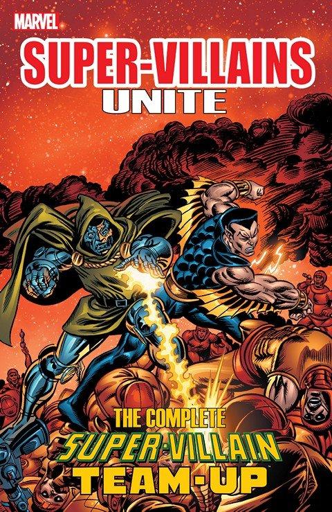 Super Villains Unite – The Complete Super-Villain Team-Up