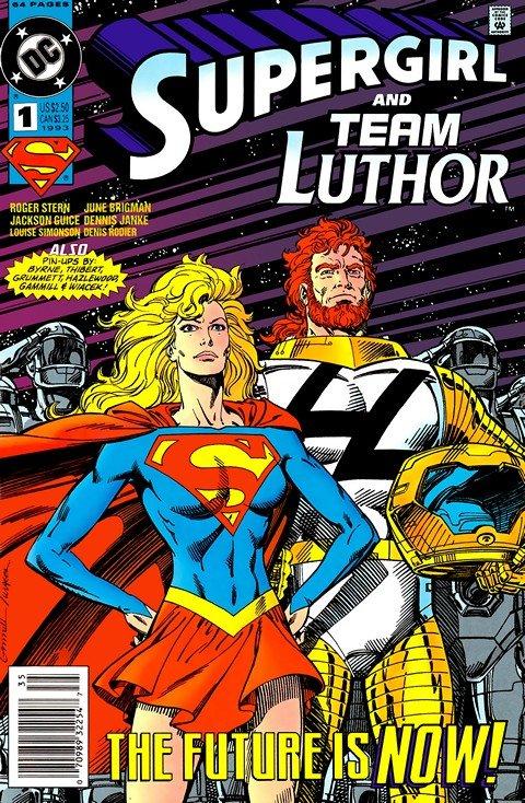 Supergirl – Lex Luthor Special #1