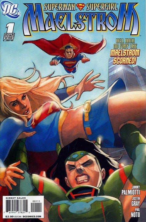 Superman Supergirl – Maelstrom #1 – 5