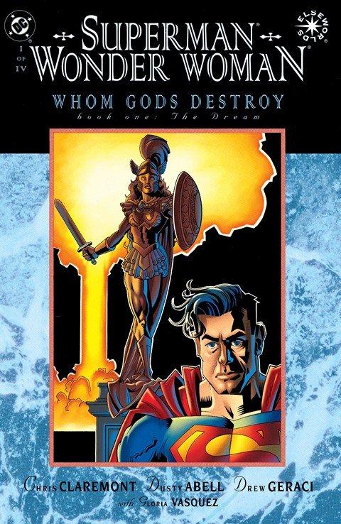 Superman-Wonder Woman – Whom Gods Destroy #1 – 4 (1996)