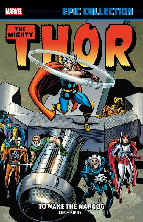 Thor Epic Collection – To Wake The Mangog