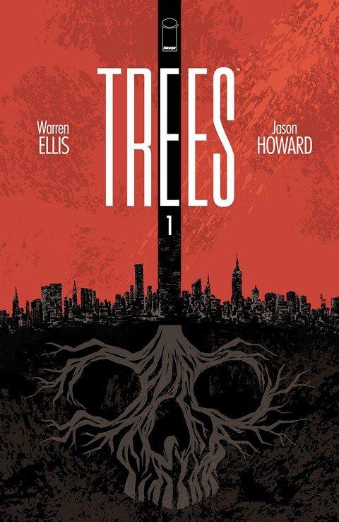 Trees #1 – 14 (2014-2016)