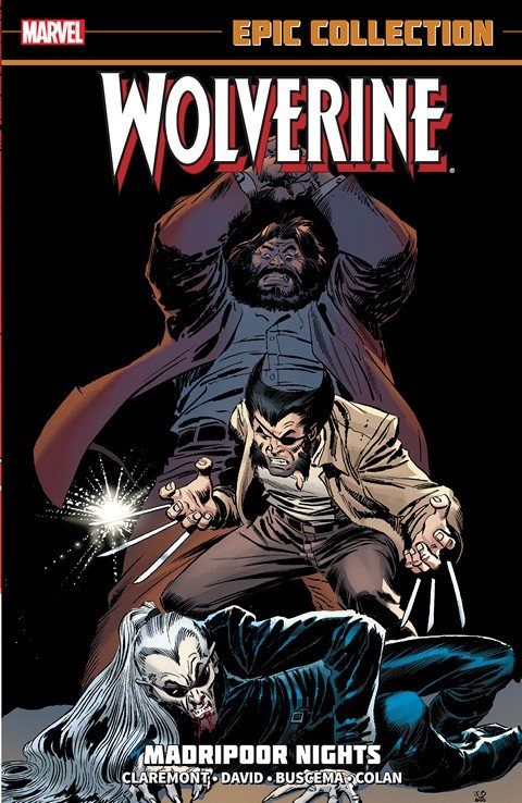 Wolverine Epic Collection – Madripoor Nights
