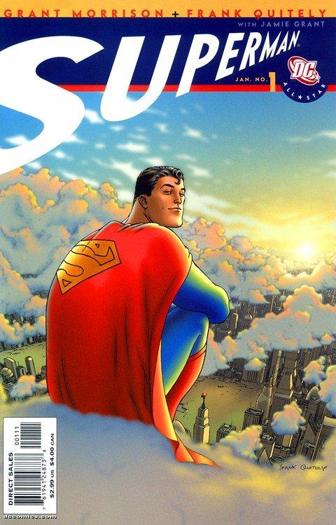 All Star Superman #1 – 12 (2006-2008)