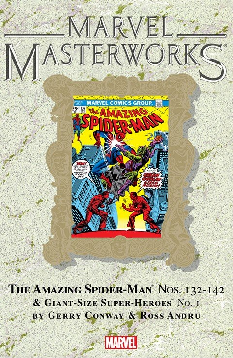 Amazing Spider-Man Masterworks Vol. 14