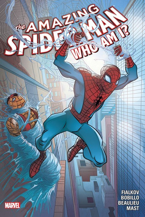 Amazing Spider-Man – Who Am I