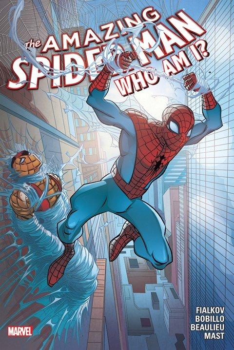 Amazing Spider-Man – Who Am I