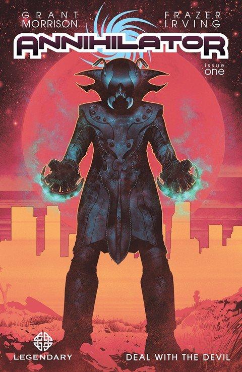 Annihilator #1 – 6 (2014-2015)