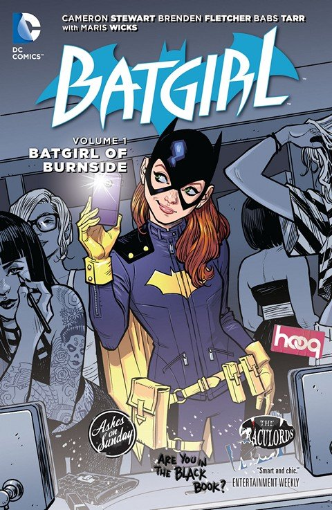 Batgirl Vol. 1 – Batgirl of Burnside
