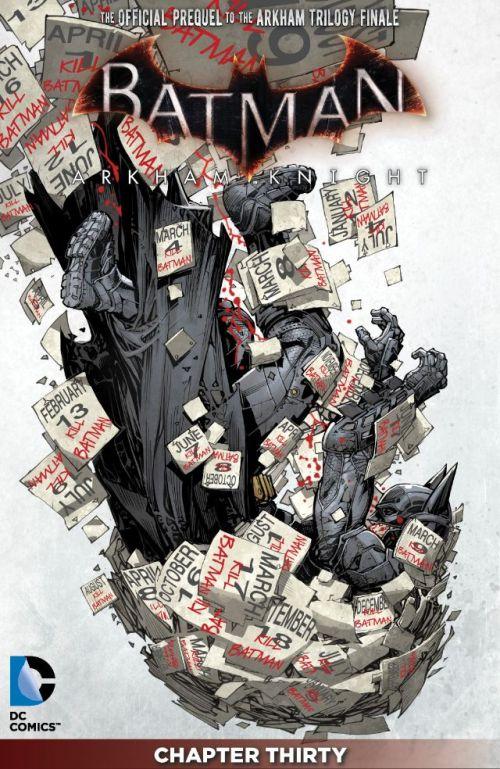 Batman – Arkham Knight #30