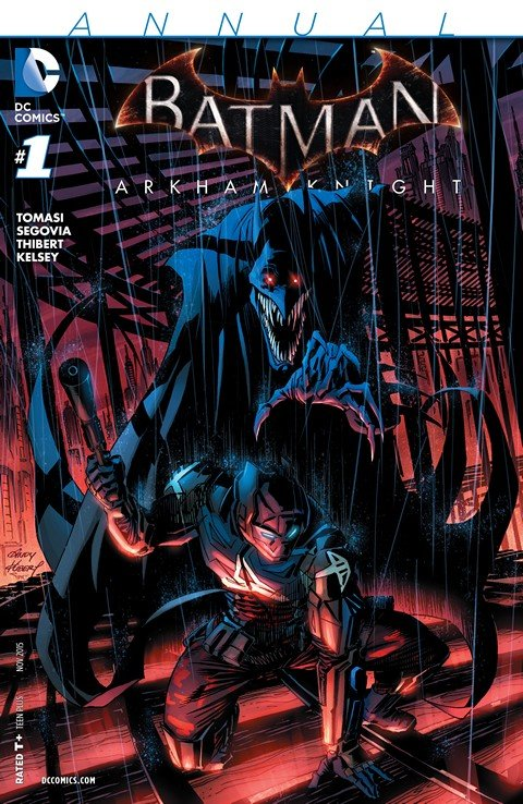 Batman – Arkham Knight Annual #1