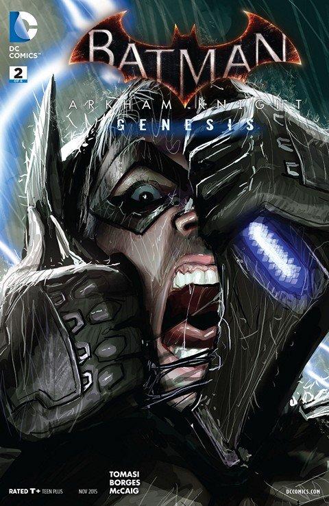 Batman – Arkham Knight – Genesis #2