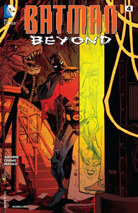 Batman Beyond #4