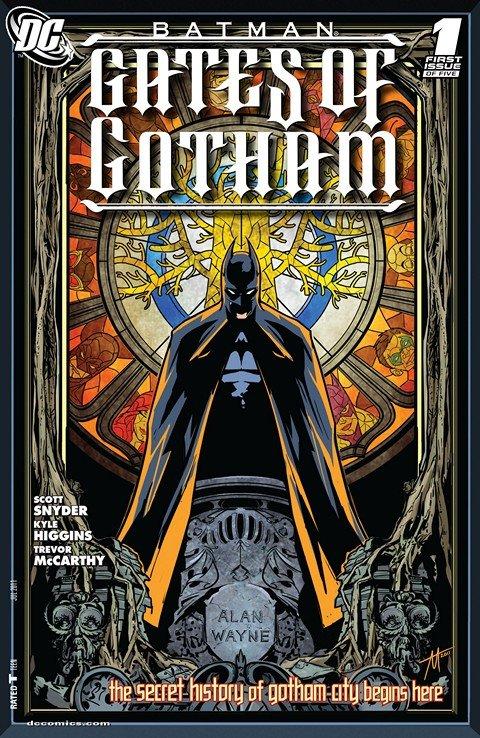 Batman – Gates of Gotham #1 – 5 + TPB (2011-2012)