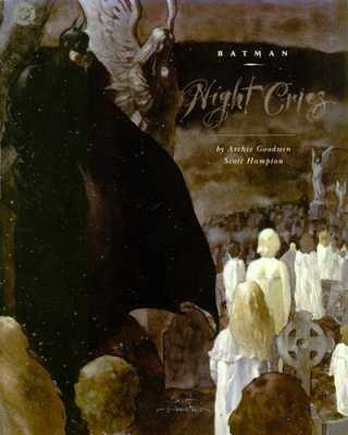 Batman – Night Cries