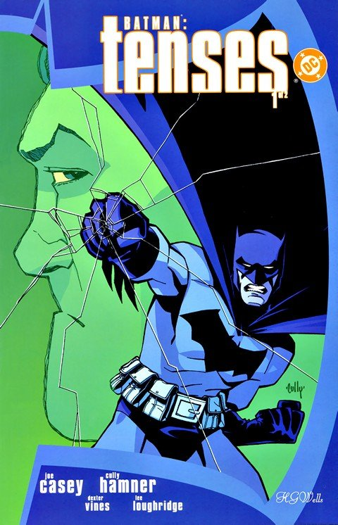Batman – Tenses #1 – 2