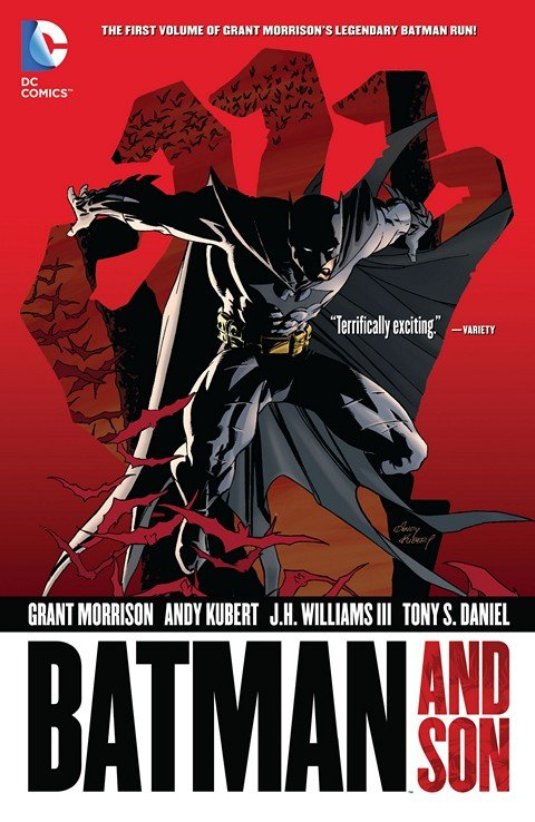 Batman and Son Deluxe Edition (2014)