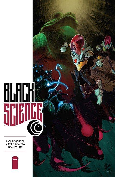 Black Science #1 – 29 + TPB Vol. 1 – 2 (2013-2017)