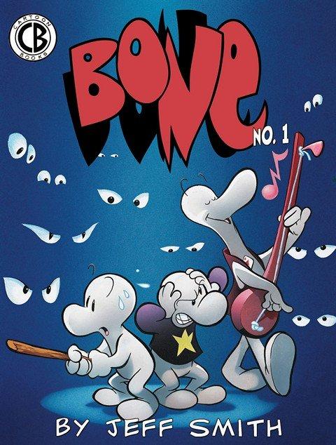 Bone #1 – 55 (Color Edition) + One Volume Edition (BW) (1991-2004)