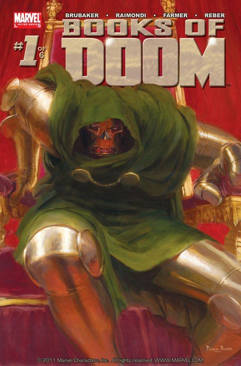 Books of Doom #1 – 6