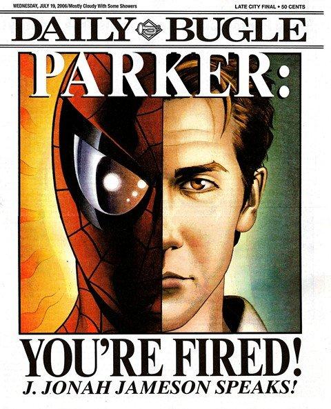 Daily Bugle #0 – 17 (2006-2008)