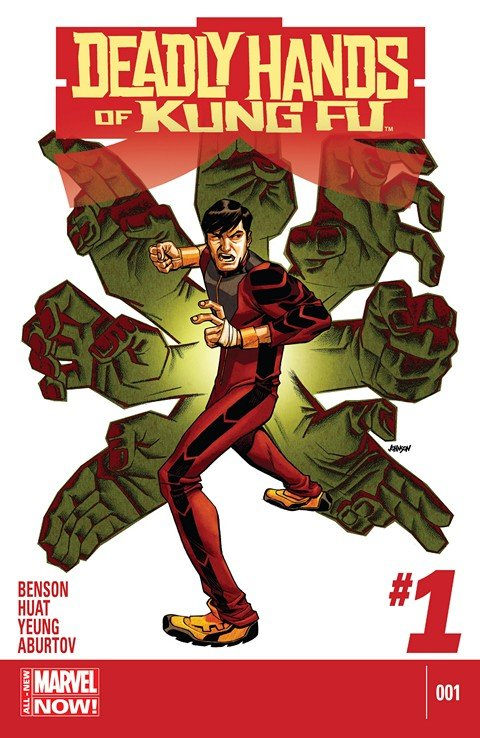 Deadly Hands Of Kung Fu #1 – 4