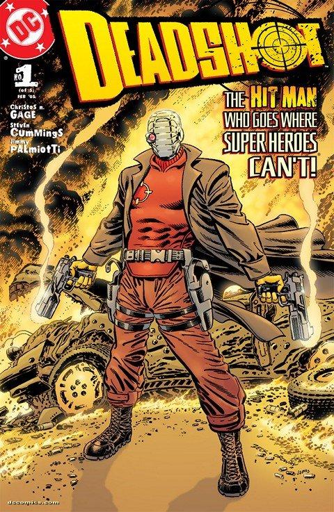 Deadshot #1 – 5