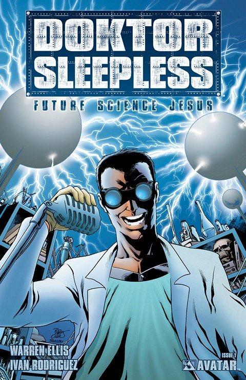 Doktor Sleepless #1 – 13