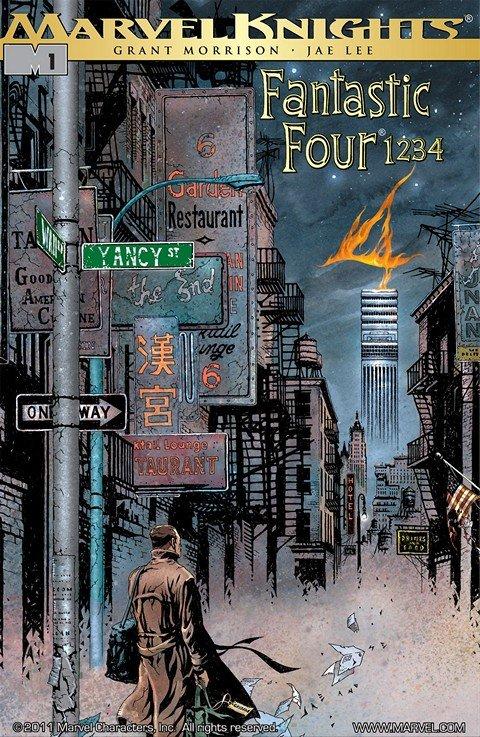 Fantastic Four – 1234 #1 – 4