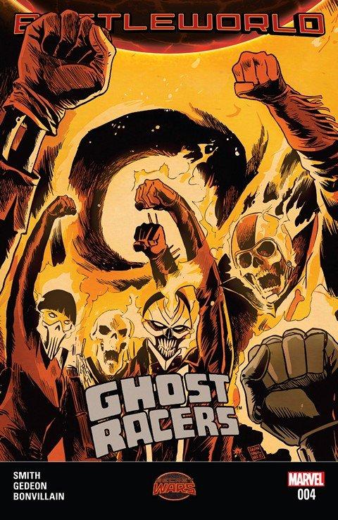 Ghost Racers #4