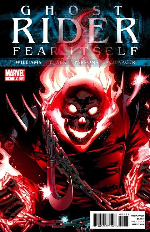 Ghost Rider Vol. 7 #1 – 9